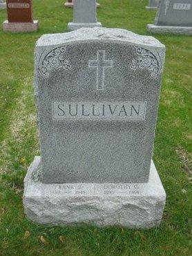 SULLIVAN, FRANK J. - Cook County, Illinois | FRANK J. SULLIVAN - Illinois Gravestone Photos