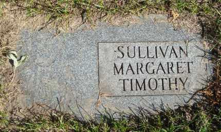 SULLIVAN, MARGARET - Cook County, Illinois | MARGARET SULLIVAN - Illinois Gravestone Photos