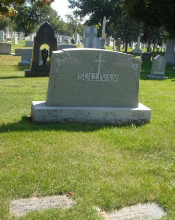SULLIVAN, DOLORES A. - Cook County, Illinois | DOLORES A. SULLIVAN - Illinois Gravestone Photos