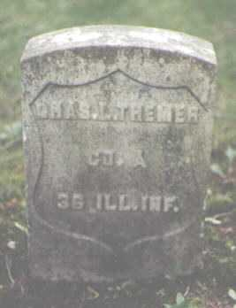 THEMER, CHARLES L. - Cook County, Illinois | CHARLES L. THEMER - Illinois Gravestone Photos