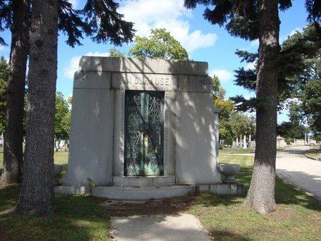 VON OLHAUSEN, UNKNOWN - Cook County, Illinois   UNKNOWN VON OLHAUSEN - Illinois Gravestone Photos