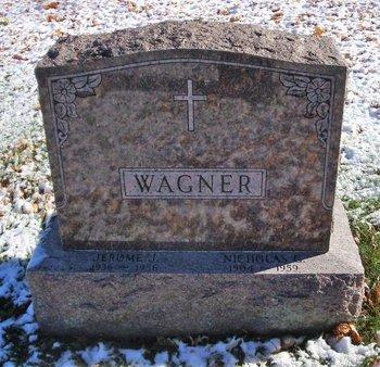 WAGNER, JEROME J. - Cook County, Illinois | JEROME J. WAGNER - Illinois Gravestone Photos
