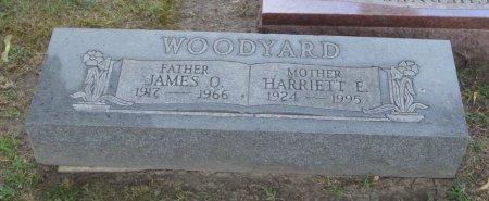 WOODYARD, JAMES O. - Cook County, Illinois | JAMES O. WOODYARD - Illinois Gravestone Photos