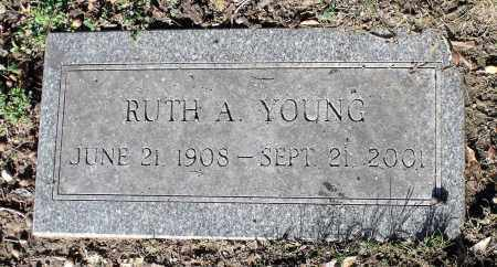 YOUNG, RUTH A. - Cook County, Illinois | RUTH A. YOUNG - Illinois Gravestone Photos