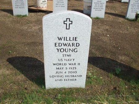 YOUNG, WILLIE - Cook County, Illinois | WILLIE YOUNG - Illinois Gravestone Photos