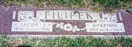 FILIPEK, JACOB - Cook County, Illinois | JACOB FILIPEK - Illinois Gravestone Photos