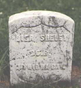 SHELEY, DIER - DeKalb County, Illinois | DIER SHELEY - Illinois Gravestone Photos