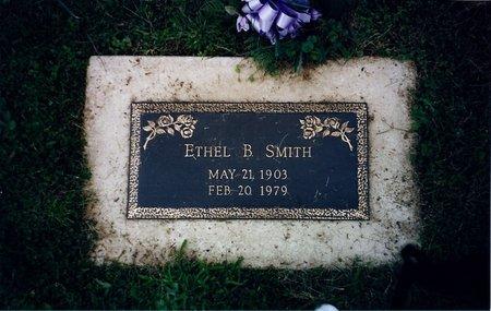 HAWKINS SMITH, ETHEL BETTY - DeKalb County, Illinois | ETHEL BETTY HAWKINS SMITH - Illinois Gravestone Photos