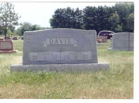 MANNIN DAVIS, FLORENCE - Douglas County, Illinois | FLORENCE MANNIN DAVIS - Illinois Gravestone Photos
