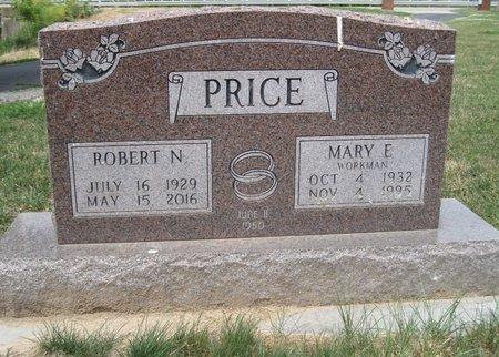 PRICE, MARY E. - Douglas County, Illinois | MARY E. PRICE - Illinois Gravestone Photos
