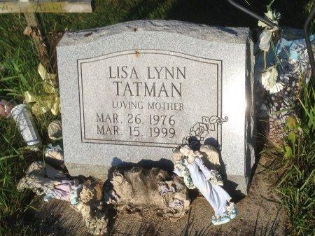 MCCLURE TATMAN, LISA LYNN - Douglas County, Illinois | LISA LYNN MCCLURE TATMAN - Illinois Gravestone Photos