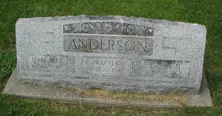 ANDERSON, MARGARET H. - DuPage County, Illinois | MARGARET H. ANDERSON - Illinois Gravestone Photos