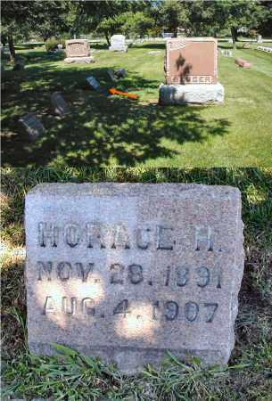 BERGER, HORACE M. - DuPage County, Illinois   HORACE M. BERGER - Illinois Gravestone Photos
