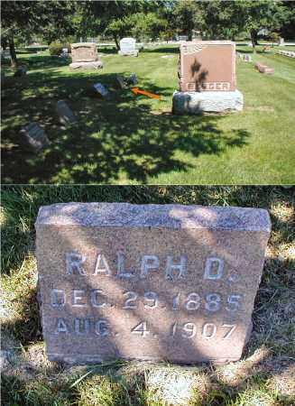 BERGER, RALPH D. - DuPage County, Illinois | RALPH D. BERGER - Illinois Gravestone Photos