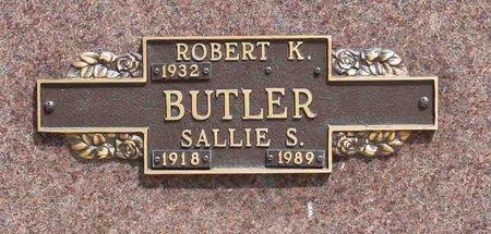 BUTLER, ROBERT K. - DuPage County, Illinois | ROBERT K. BUTLER - Illinois Gravestone Photos
