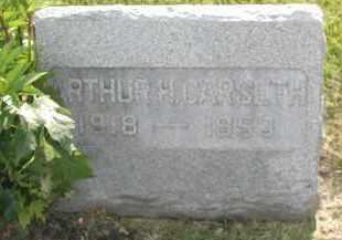 CARSETH, ARTHUR H. - DuPage County, Illinois   ARTHUR H. CARSETH - Illinois Gravestone Photos