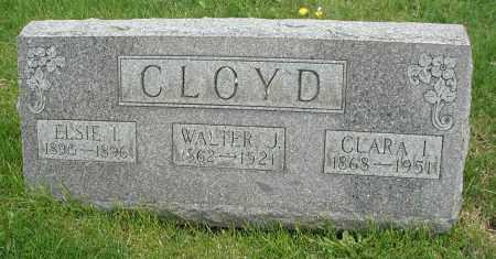 CLOYD, CLARA I. - DuPage County, Illinois   CLARA I. CLOYD - Illinois Gravestone Photos