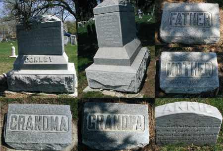 CONLEY, ELIZA - DuPage County, Illinois   ELIZA CONLEY - Illinois Gravestone Photos