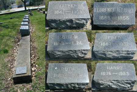 COURT, FRED - DuPage County, Illinois | FRED COURT - Illinois Gravestone Photos