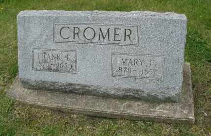 CROMER, MARY F. - DuPage County, Illinois | MARY F. CROMER - Illinois Gravestone Photos