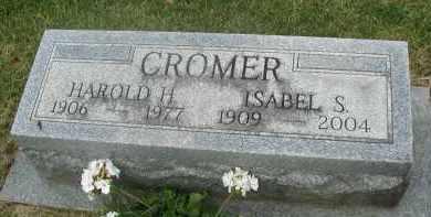 CROMER, ISABEL S. - DuPage County, Illinois | ISABEL S. CROMER - Illinois Gravestone Photos