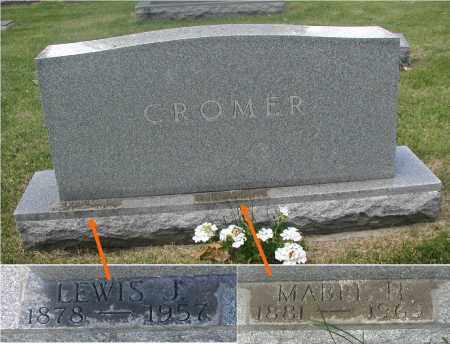 CROMER, MABEL H. - DuPage County, Illinois   MABEL H. CROMER - Illinois Gravestone Photos
