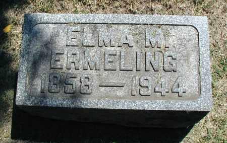 ERMELING, ELMA M. - DuPage County, Illinois | ELMA M. ERMELING - Illinois Gravestone Photos