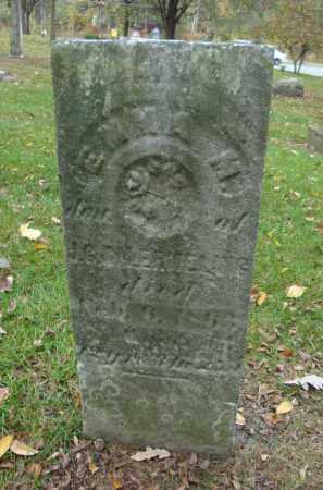 ERMELING, EMMA M. - DuPage County, Illinois   EMMA M. ERMELING - Illinois Gravestone Photos