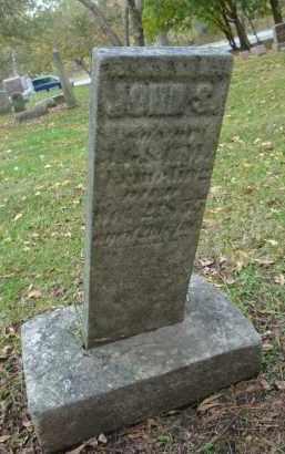 ERMELING, JOHN S. - DuPage County, Illinois | JOHN S. ERMELING - Illinois Gravestone Photos
