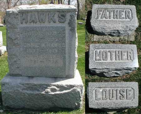 HAWKS, JENNIE W. - DuPage County, Illinois | JENNIE W. HAWKS - Illinois Gravestone Photos