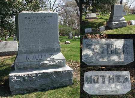 KAUTZ, MARTIN - DuPage County, Illinois | MARTIN KAUTZ - Illinois Gravestone Photos