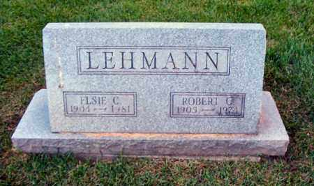 LEHMANN, ROBERT G. - DuPage County, Illinois | ROBERT G. LEHMANN - Illinois Gravestone Photos