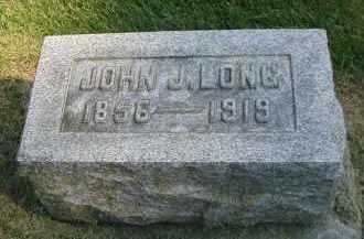 LONG, JOHN J. - DuPage County, Illinois | JOHN J. LONG - Illinois Gravestone Photos