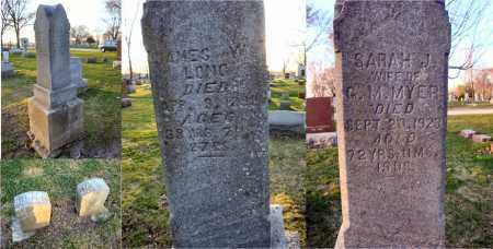 LONG, JAMES W. - DuPage County, Illinois | JAMES W. LONG - Illinois Gravestone Photos