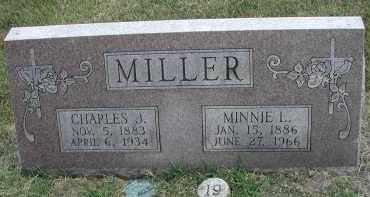 MILLER, MINNIE L. - DuPage County, Illinois | MINNIE L. MILLER - Illinois Gravestone Photos