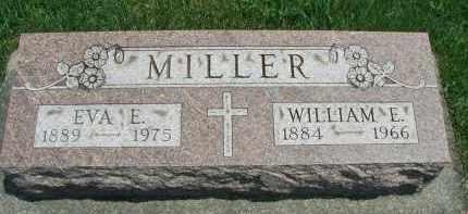 MILLER, EVA E. - DuPage County, Illinois | EVA E. MILLER - Illinois Gravestone Photos