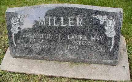 "MILLER, LAURA MAY ""NEENAH"" - DuPage County, Illinois | LAURA MAY ""NEENAH"" MILLER - Illinois Gravestone Photos"