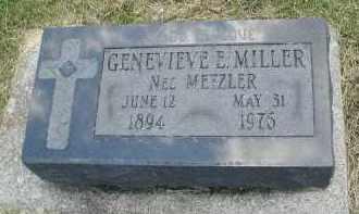 MILLER, GENEVIEVE E. - DuPage County, Illinois   GENEVIEVE E. MILLER - Illinois Gravestone Photos