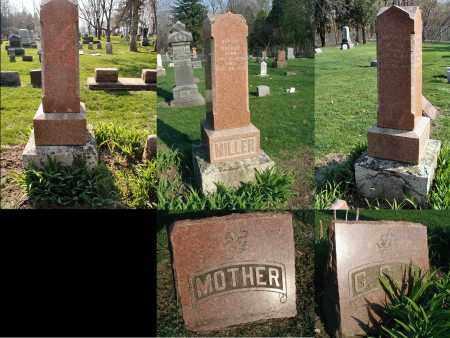 MILLER, DORETTA M. - DuPage County, Illinois   DORETTA M. MILLER - Illinois Gravestone Photos