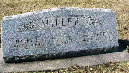 MILLER, HARRY S. - DuPage County, Illinois | HARRY S. MILLER - Illinois Gravestone Photos