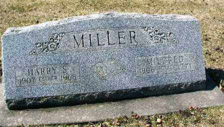 MILLER, MILDRED - DuPage County, Illinois | MILDRED MILLER - Illinois Gravestone Photos