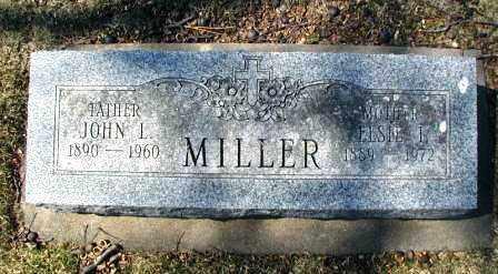 MILLER, JOHN L. - DuPage County, Illinois | JOHN L. MILLER - Illinois Gravestone Photos