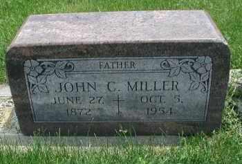 MILLER, JOHN C. - DuPage County, Illinois | JOHN C. MILLER - Illinois Gravestone Photos