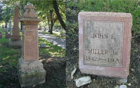 MILLER, JOHN L. JR. - DuPage County, Illinois | JOHN L. JR. MILLER - Illinois Gravestone Photos