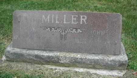 MILLER, DORA - DuPage County, Illinois | DORA MILLER - Illinois Gravestone Photos