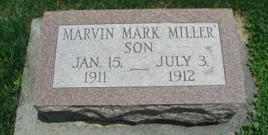 MILLER, MARVIN MARK - DuPage County, Illinois | MARVIN MARK MILLER - Illinois Gravestone Photos