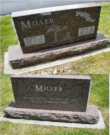 MILLER, ROBERT H. - DuPage County, Illinois | ROBERT H. MILLER - Illinois Gravestone Photos