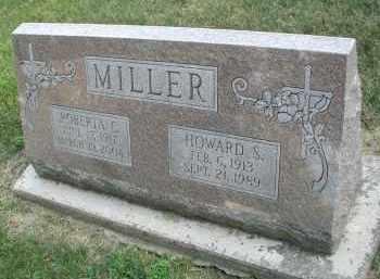 MILLER, HOWARD S. - DuPage County, Illinois   HOWARD S. MILLER - Illinois Gravestone Photos