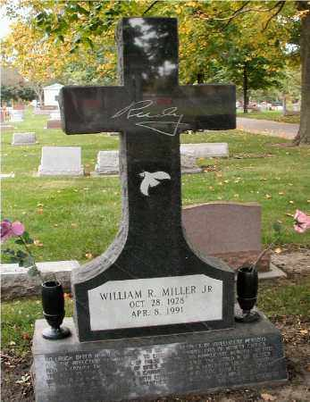 """MILLER, WILLIAM R. JR. """"RUDY"""" - DuPage County, Illinois 