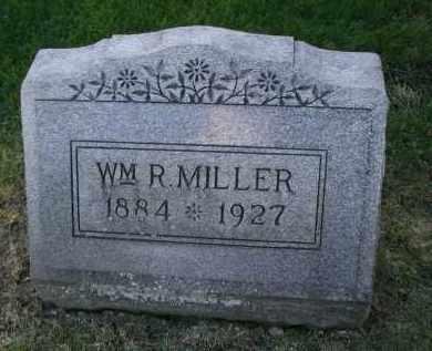 MILLER, WILLIAM R. - DuPage County, Illinois | WILLIAM R. MILLER - Illinois Gravestone Photos